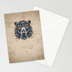 Tiger Stationery Cards