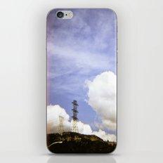The Edge of Suburbia iPhone & iPod Skin