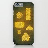 Under Origami Skies iPhone 6 Slim Case