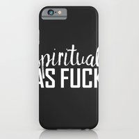 spiritual as fuck iPhone 6 Slim Case