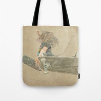 skate rat  Tote Bag