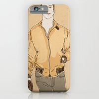 iPhone & iPod Case featuring Drive by Les Gordon