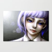 Canvas Print featuring Pale by Neogulri