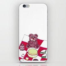 Teddy bear's picnic iPhone & iPod Skin