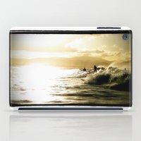 Surf Sunset iPad Case