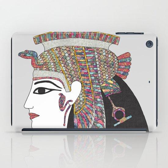 EGYPTIAN GODDESS iPad Case
