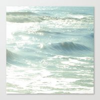 The Magical Sea Canvas Print