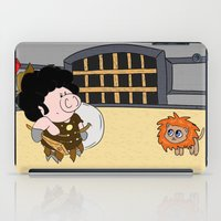 Maximus Piggus iPad Case