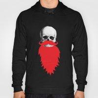 Beard Skull Hoody