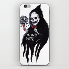 Blind Date iPhone & iPod Skin