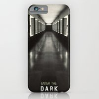 Enter The Dark iPhone 6 Slim Case