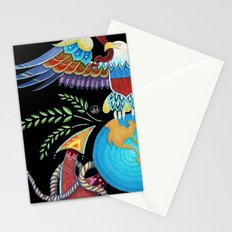 Eagle Globe & Anchor Stationery Cards