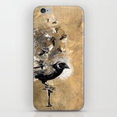 crow's soul iPhone & iPod Skin