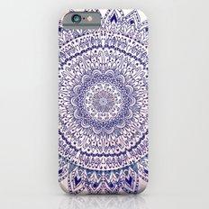 PASTEL PINK MANDALIKA DREAM iPhone 6 Slim Case
