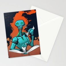 Hungry for Knowledge Stationery Cards