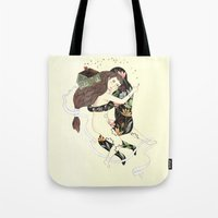 I'm Trying Tote Bag
