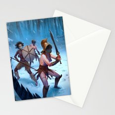 Den of the Ogrelion Stationery Cards