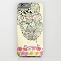 iPhone & iPod Case featuring I Love Bows by Bouffants and Broken Hearts
