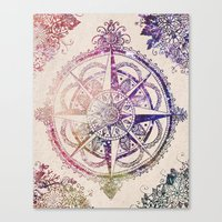 Voyager II Canvas Print