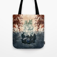 The Forest Folk Tote Bag