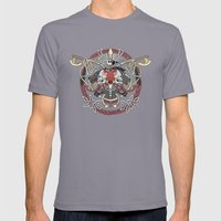 Fight Mens Fitted Tee Slate SMALL
