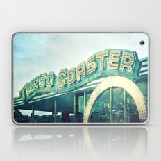 turbo coaster Laptop & iPad Skin