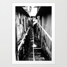 Transitions #5 Art Print