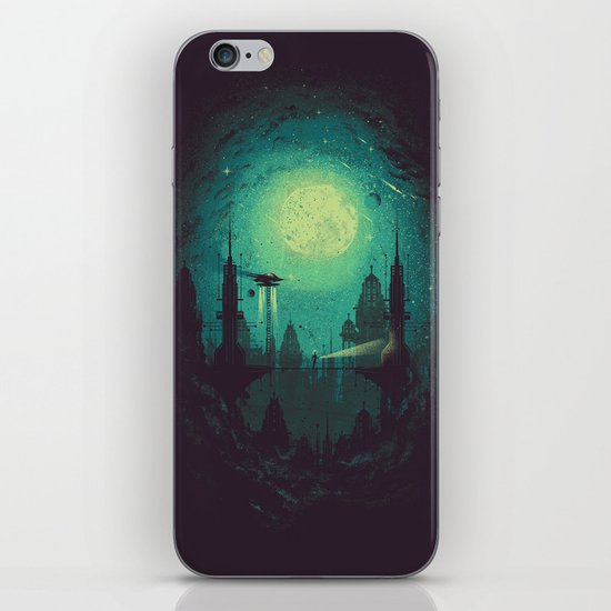 3012 iPhone & iPod Skin