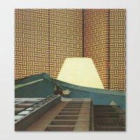 Lamplighters Canvas Print