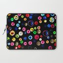 Buttoned Up Laptop Sleeve