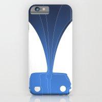 Silhouette Racers - Volk… iPhone 6 Slim Case