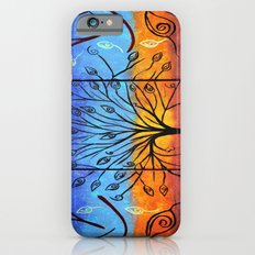 Abstract tree 3 Slim Case iPhone 6s