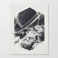 Billenium Canvas Print
