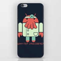 Why not Droidberg iPhone & iPod Skin