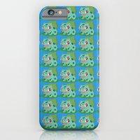 Bulbasaur iPhone 6 Slim Case