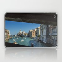 Grand Canal by Day Laptop & iPad Skin