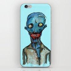 Blue Period iPhone & iPod Skin