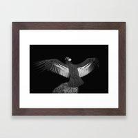 Adrean Condor Framed Art Print