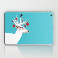 Deer With Cheer Laptop & iPad Skin
