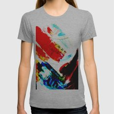 Hipster  Womens Fitted Tee Athletic Grey SMALL
