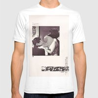 An Occasional Woman Mens Fitted Tee White SMALL