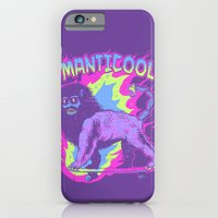 iPhone & iPod Case featuring Manticool by Hillary White