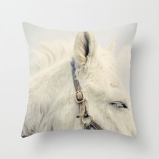 Nap time Throw Pillow