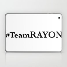 #TeamRAYON Rug Laptop & iPad Skin