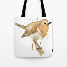 Ready Robin Tote Bag