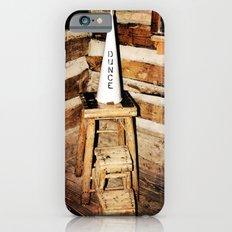 Dunce Slim Case iPhone 6s