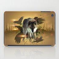 Forest Stalker iPad Case