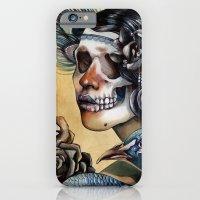 Queen of Indulgence  iPhone 6 Slim Case