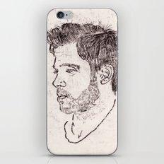 Brad  iPhone & iPod Skin