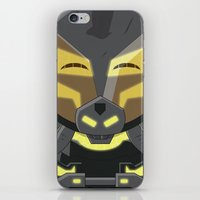 ChibizPop: I know what I have to do! iPhone & iPod Skin